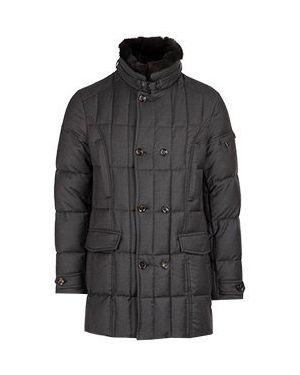 Куртка коричневый Moorer
