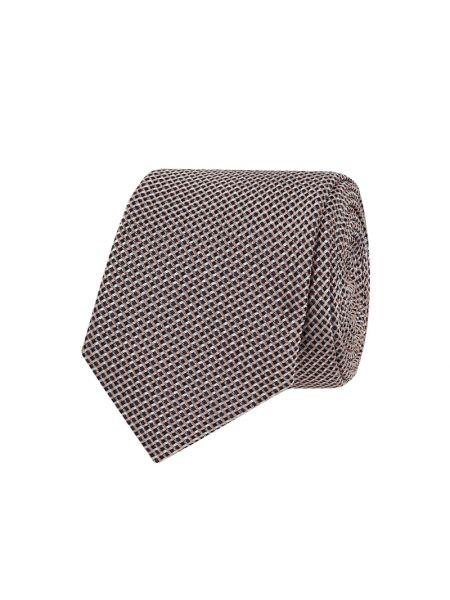 Krawat wąskie cięcie, różowy Boss