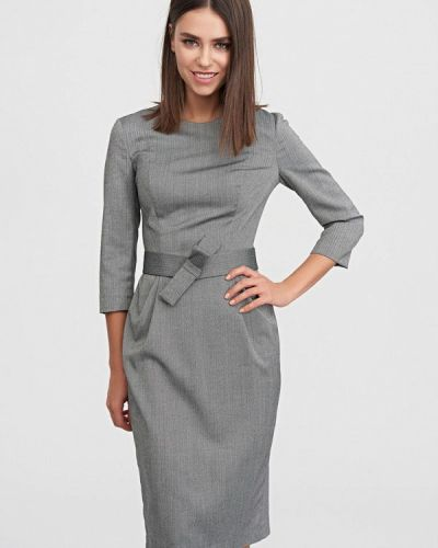 Платье - серое Natali Bolgar