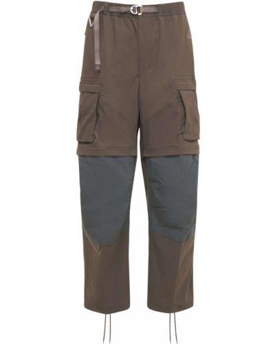 Spodnie z paskiem Nike Acg