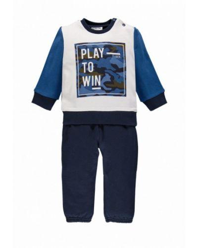 Синий спортивный костюм Mek