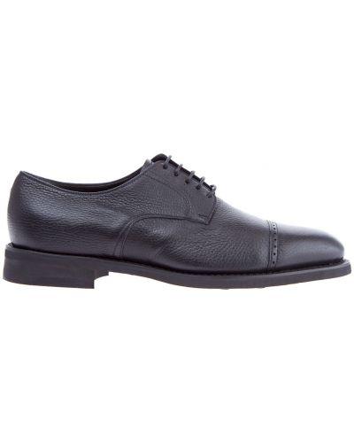 Кожаные ботинки броги итальянский Barrett