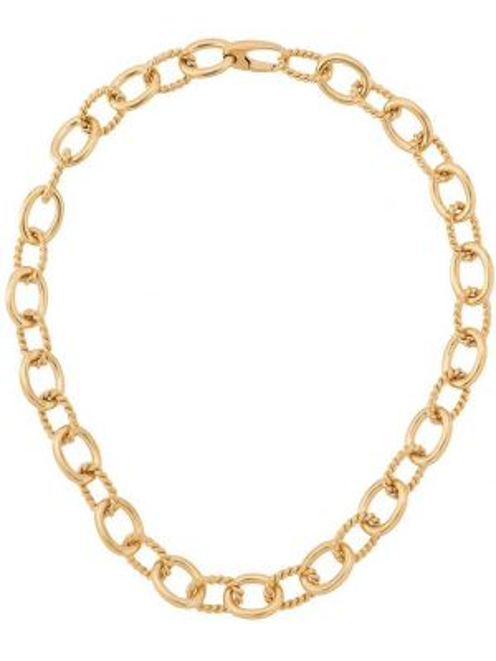 Złoty naszyjnik pozłacany Isabel Lennse