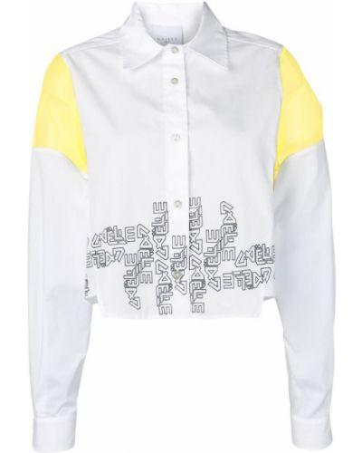 Рубашка прозрачная - белая Gaelle Bonheur