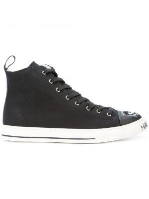 Кроссовки черные Haculla