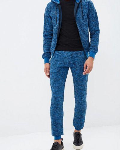 Синий спортивный костюм Occhibelli