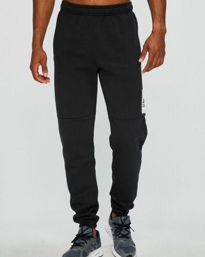 Спортивные брюки на резинке из полиэстера Adidas Performance