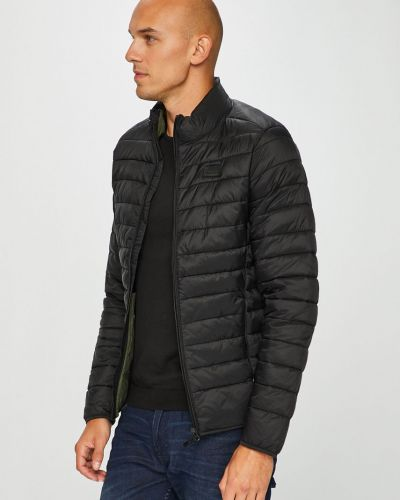 Утепленная куртка укороченная прямая Blend