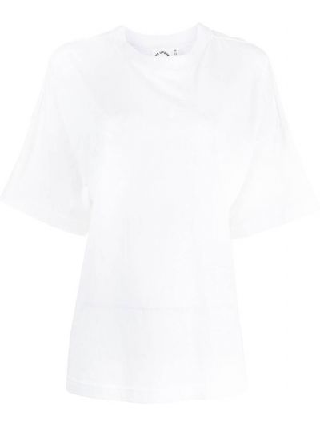 Хлопковая футболка - белая The Upside