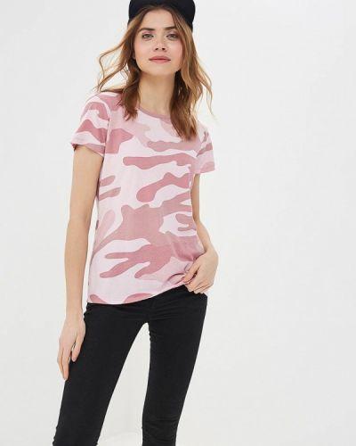 Розовая футболка 2019 G-star