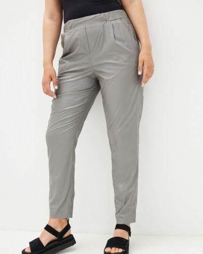 Зауженные брюки - серые Prewoman