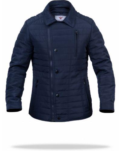 Куртка на молнии - синяя Freever