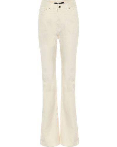 Bawełna beżowy bawełna jeansy Jacquemus