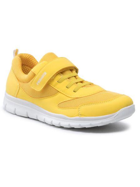 Żółte sneakersy Primigi