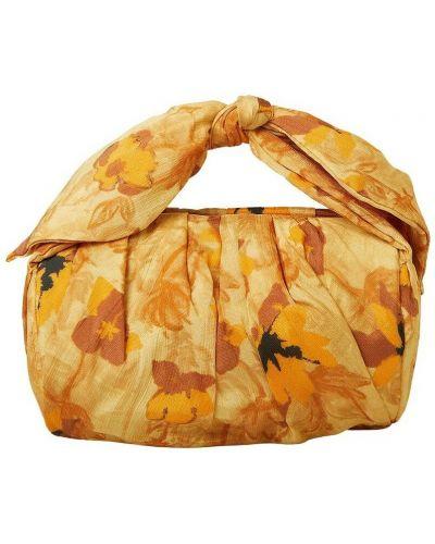 Pomarańczowa torebka Rejina Pyo
