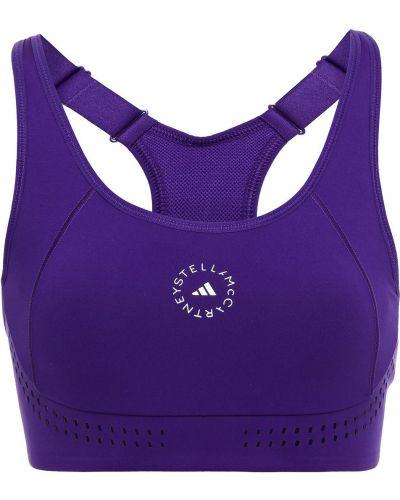 Спортивный лиф - фиолетовый Adidas By Stella Mccartney