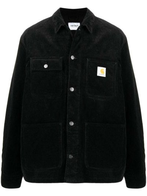 Рубашка вельветовая - черная Carhartt Wip
