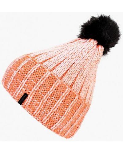Оранжевая шапка осенняя Icepeak