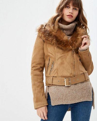 Кожаная куртка осенняя Z-design