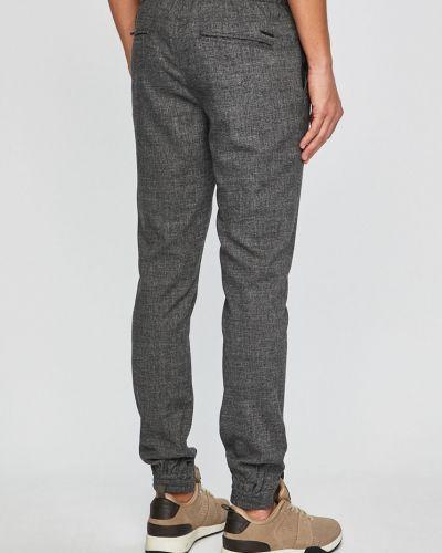 Зауженные брюки с карманами из вискозы Medicine