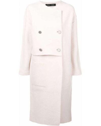 Пальто свободное шерстяное Proenza Schouler