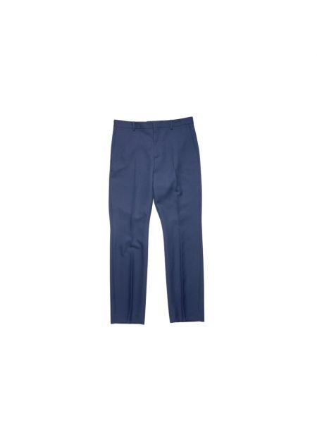 Niebieskie spodnie Acne Studios