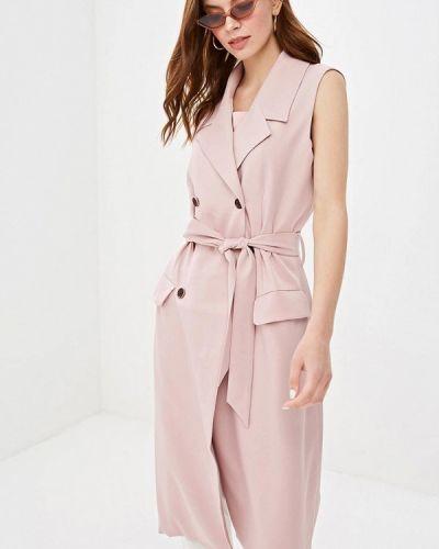 Платье розовое платье-пиджак Glamorous