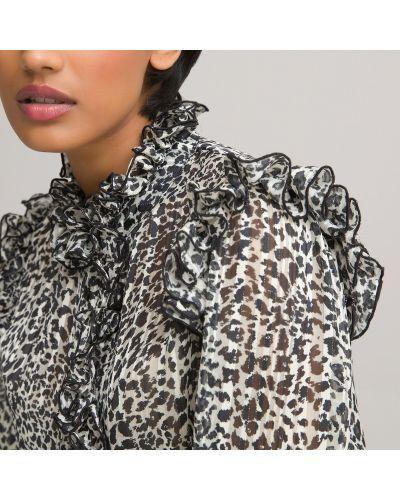 Блузка с завышенной талией Laredoute