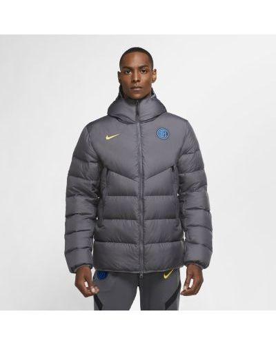 Футбольная утепленная куртка Nike
