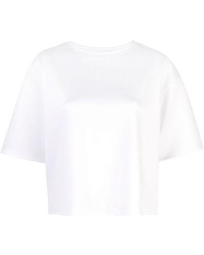 Футбольная футболка со стразами со спущенными плечами The Celect