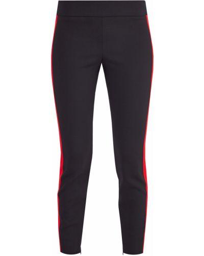 Спортивные брюки зауженные укороченные Alexander Mcqueen