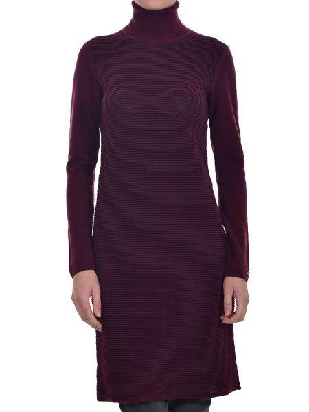 Шерстяное платье - бордовое Cerruti 18crr81