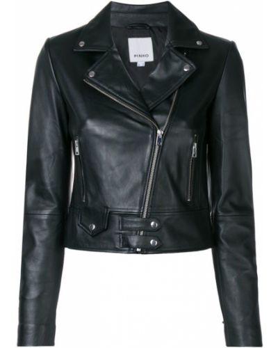 Куртка байкерская с карманами Pinko