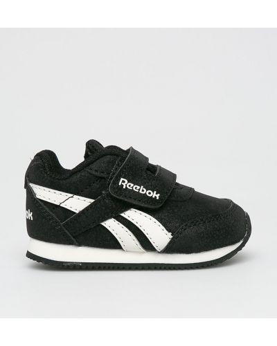 Ботинки черные городской Reebok Classic