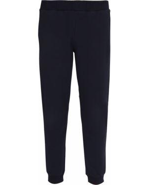 Хлопковые спортивные брюки - синие Paul&shark