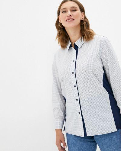 Рубашка с длинным рукавом - синяя Svesta
