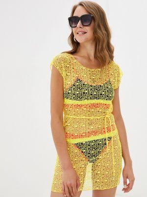 Желтое платье летнее Winzor