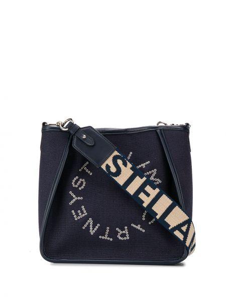 Torba bielizna z logo Stella Mccartney