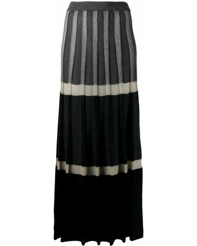 Платье макси с завышенной талией вязаное Antonio Marras