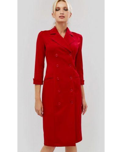 Платье платье-пиджак осеннее Cardo