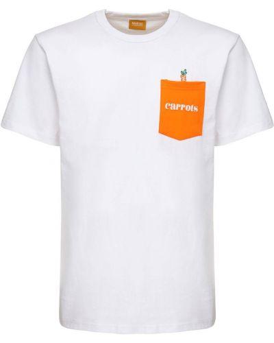 Koszula z logo z kieszeniami Carrots