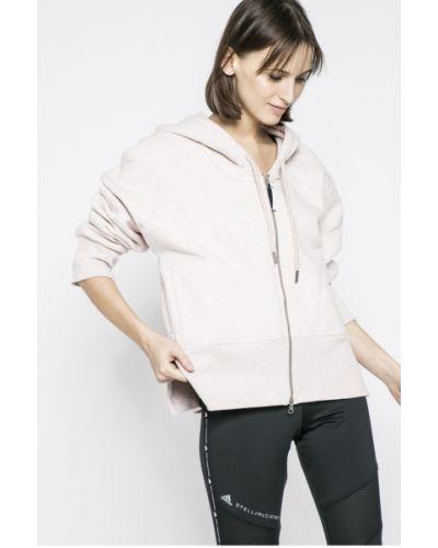 Кофта на молнии с капюшоном Adidas By Stella Mccartney