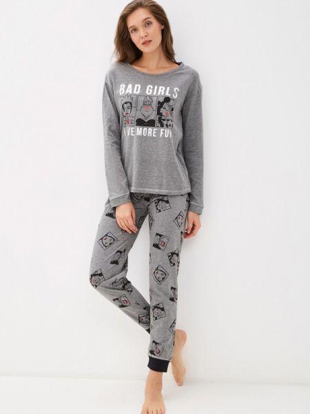 Пижама пижамный серая Ovs