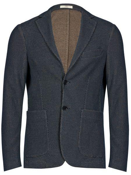 Пиджак на пуговицах - синий Corneliani