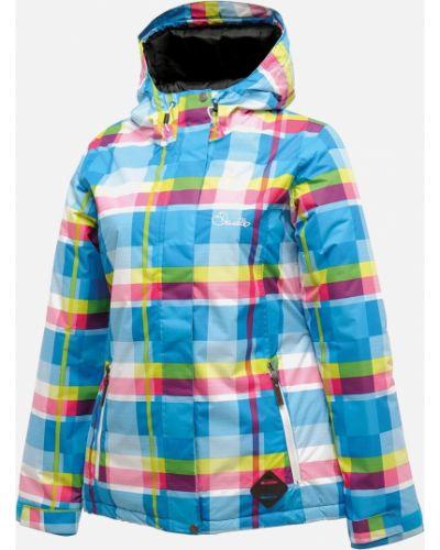 Куртка горнолыжная с капюшоном - голубая Dare 2b