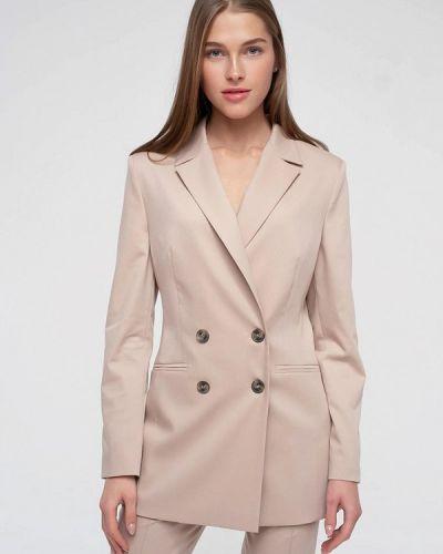 Пиджак бежевый Batista Fashion