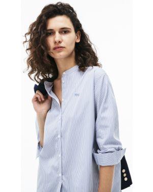 Рубашка свободного кроя Lacoste