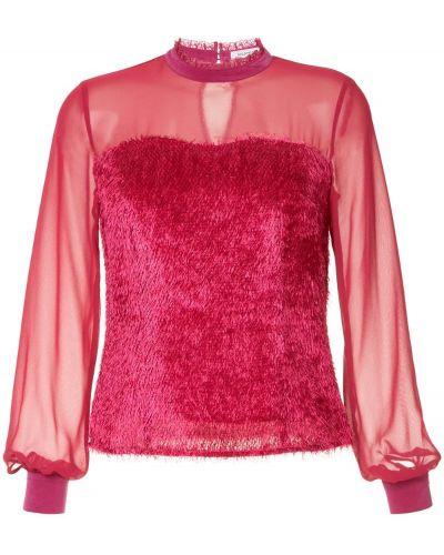 Кружевная блузка - розовая Guild Prime