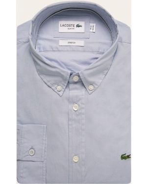 Koszula z kołnierzem na przyciskach Lacoste