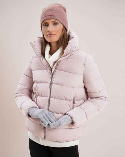 Куртка с воротником - розовая O'stin